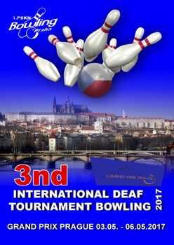 3rd International Deaf Tournament Bowling 3.-6.5.2017