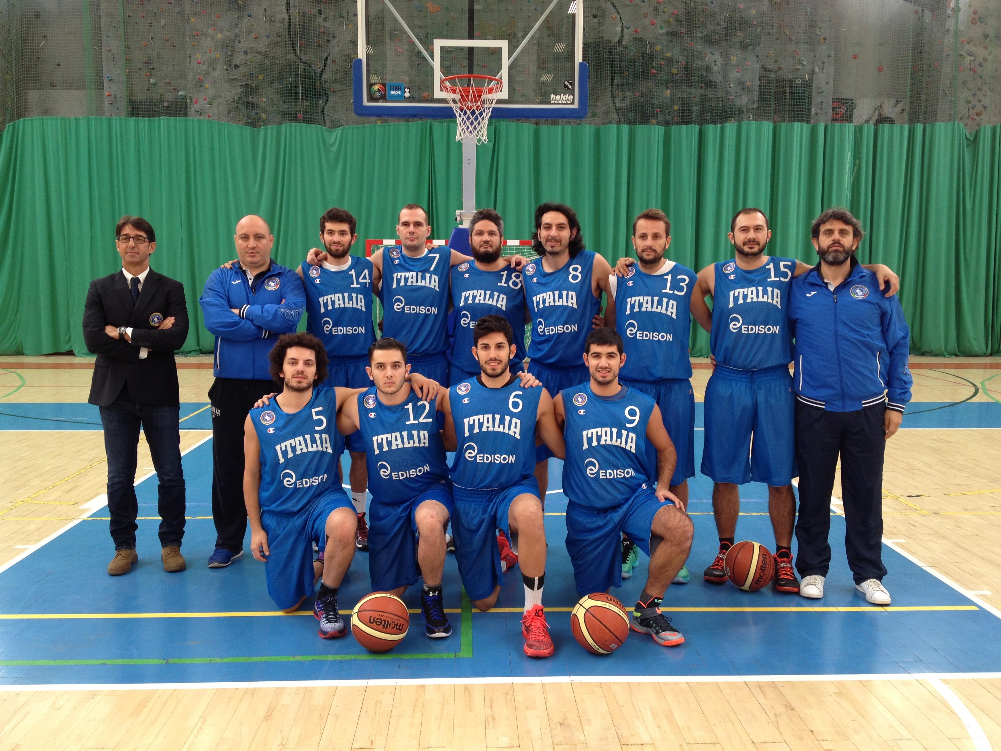 Basketball Group 119