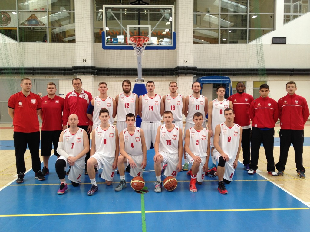 Basketball Group A - Poland
