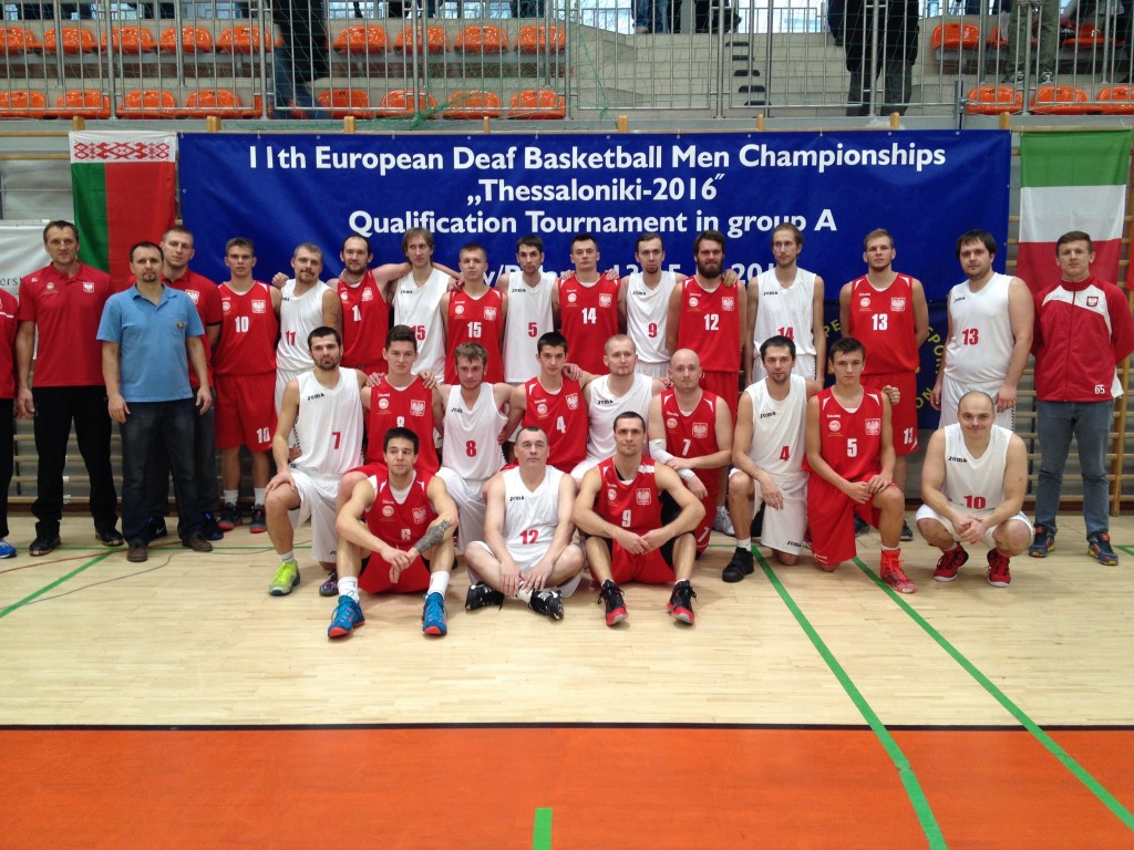 Basketball Group A - Poland and Belarus