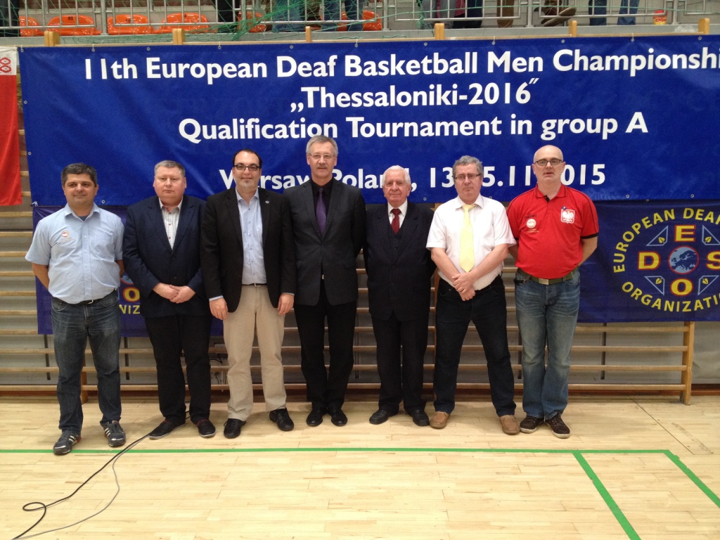 Basketball Group A Officials
