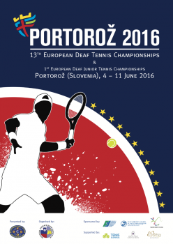 EC Tennis Portoroz 2016 Poster