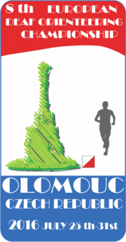 8th European Deaf Orienteering Championship Olomouc, CZE