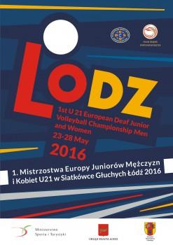 1st U21 EC Volleyball Lodz