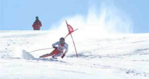9th EC Alpine Skiing, Super-G, Seefeld Austria