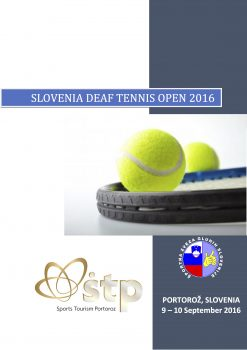 2016 Slovenia Deaf Tennis Open-English