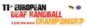 11th EC handball poster