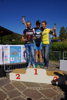 Foto: The winners Overall points 2016 men