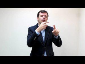 1st Deaf Referee Workshop