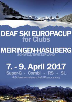 Europacup Meiringen-Hasliberg 2017