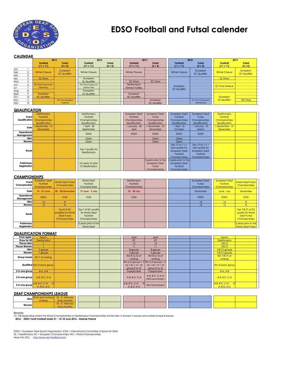 EDSO Football and Futsal calendar 2015-2019 fd8a6c02fd6e2