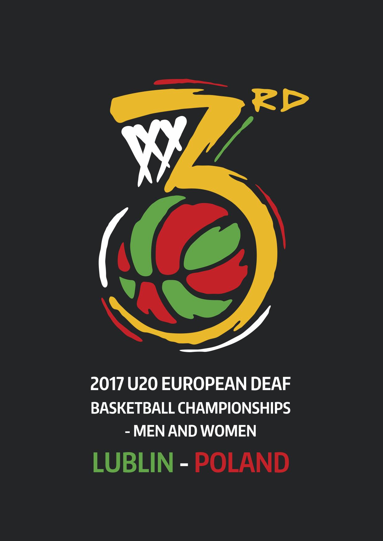 european deaf sports organisation 3rd u20 european deaf basketball championships men and women