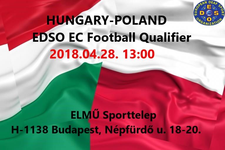 European Deaf Sports Organisation | 9th EC Football 2019
