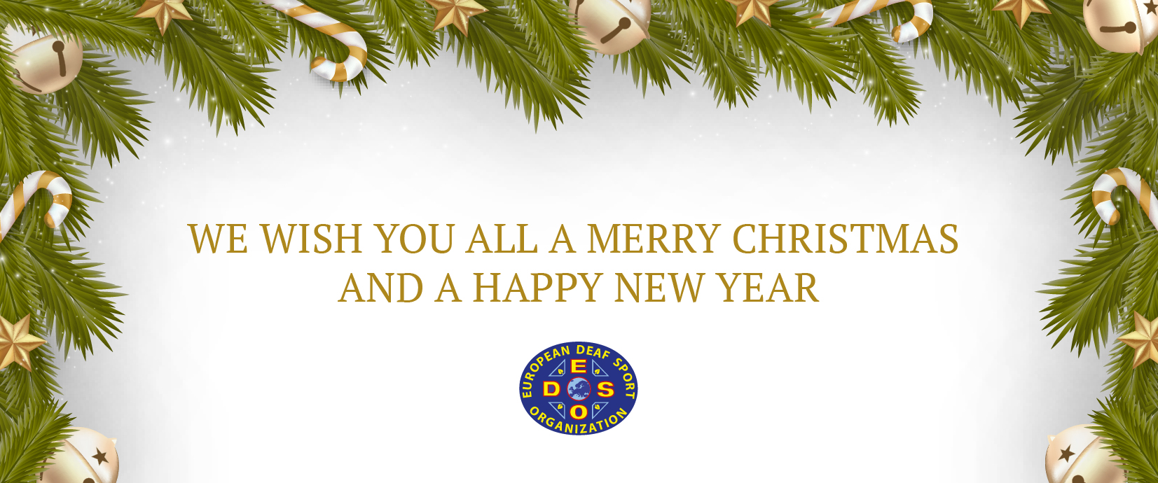 European Deaf Sports Organisation   Merry Christmas and Happy New ...